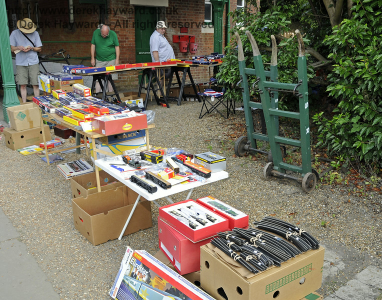 Toy and Rail Collectors Fair, Horsted Keynes, 26.07.2014  11233