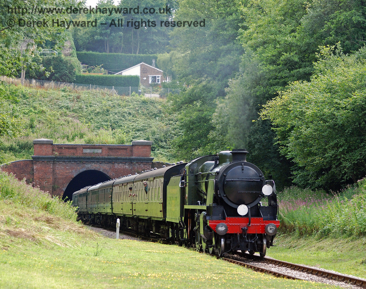 1638 West Hoathly Tunnel 080810 30010 E1