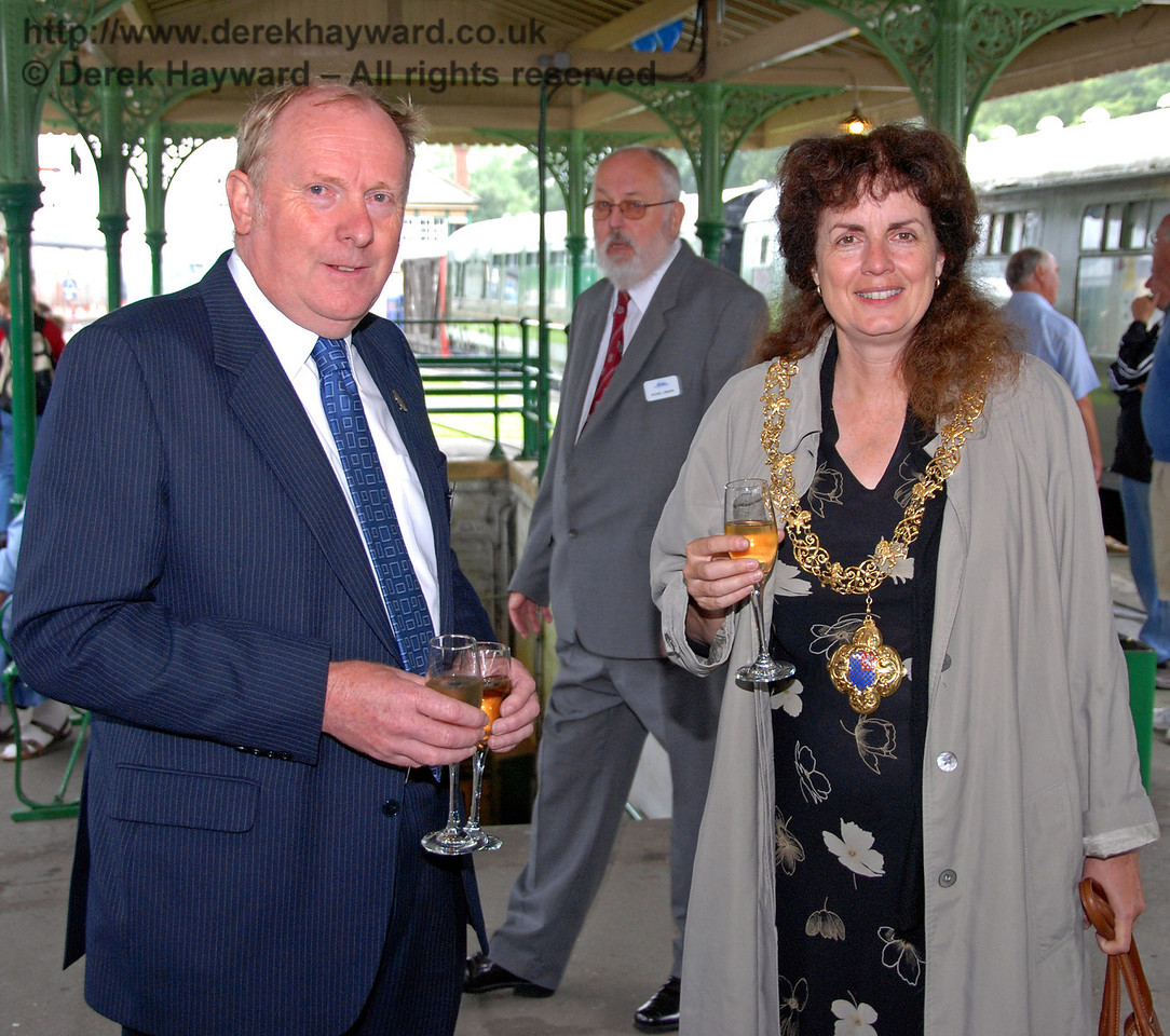Councillor Amanda Dean, Mayor of Lewes. Horsted Keynes 07.08.2009