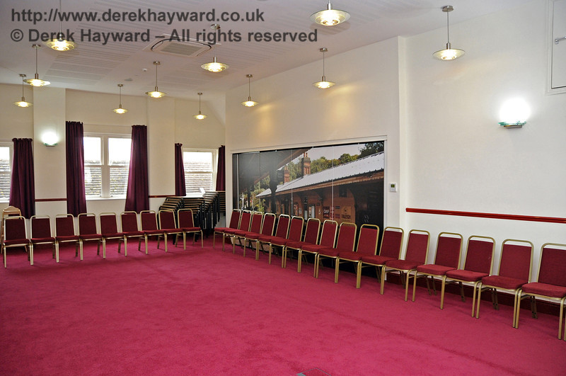 The refurbished Birch Grove Suite.  Sheffield Park Station.  29.03.2013  6500