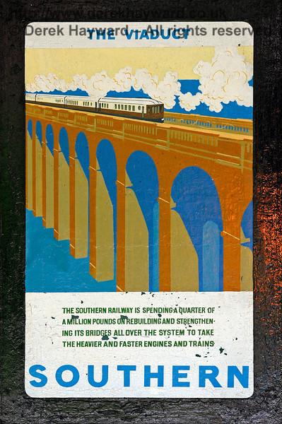 A poster at Horsted Keynes. 14.05.2017 15295