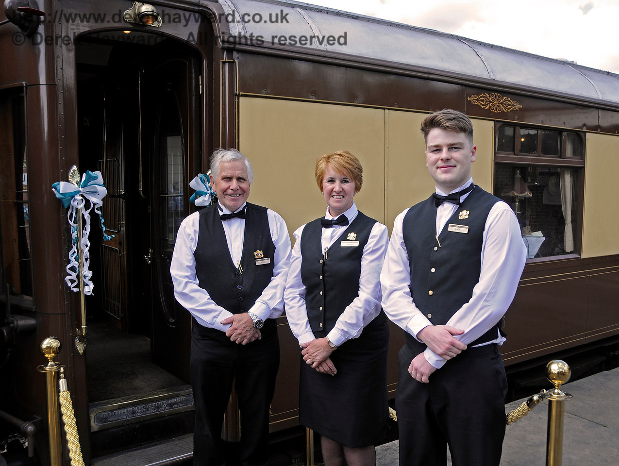 Some members of the Pullman Team Sheffield Park 20.05.2017 17247