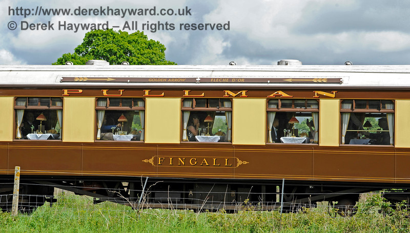 847 leaving Sheffield Park with the Wedding Special. 20.05.2017 15340