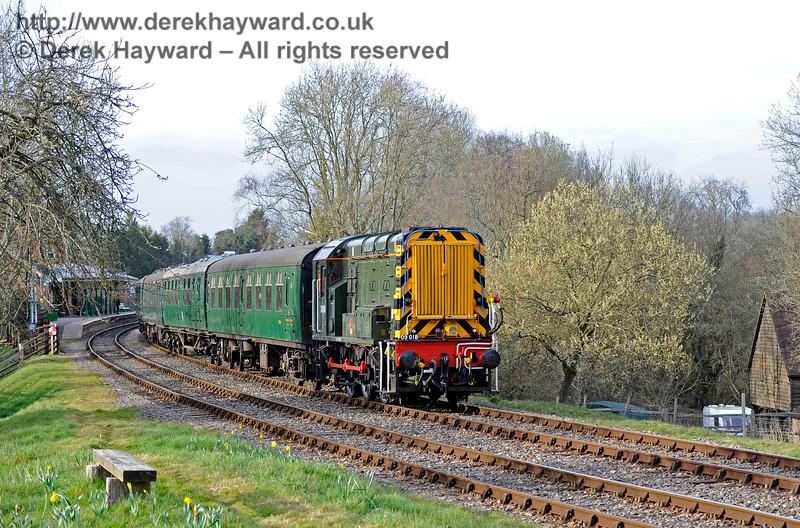 D4106 leaving KC 230318 16392 E