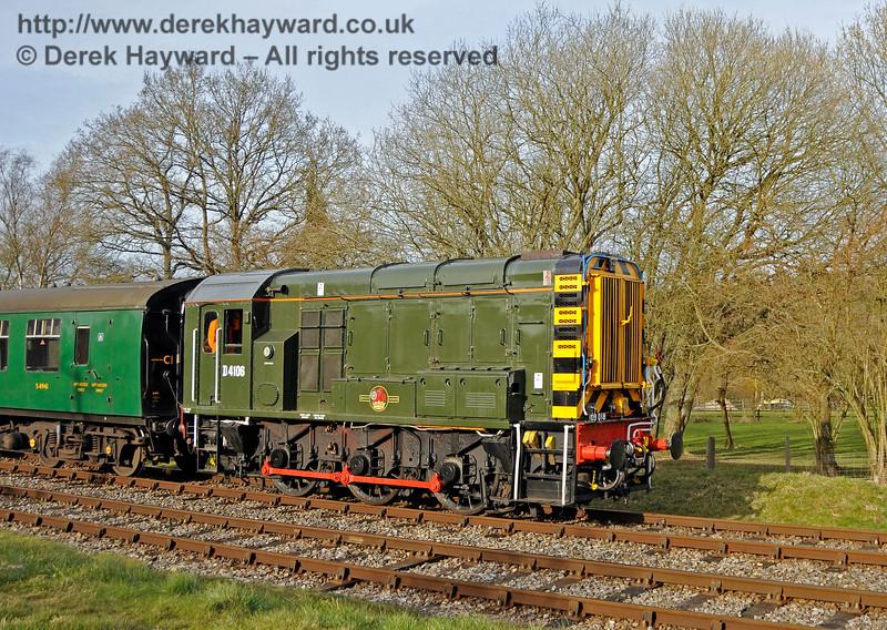 D4106 leaving KC 230318 18167 E