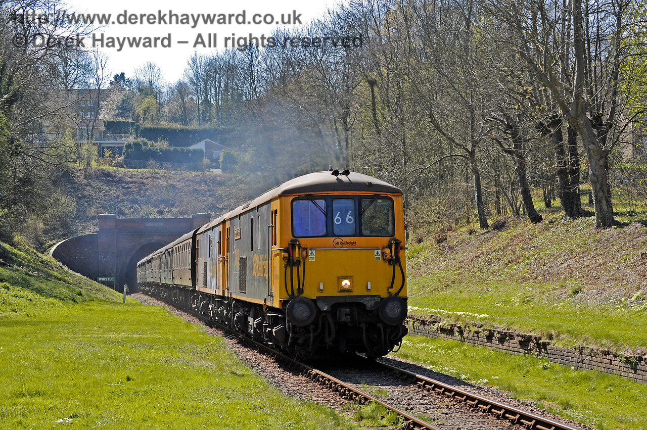 Class 73s West Hoathly 020417 14843 E