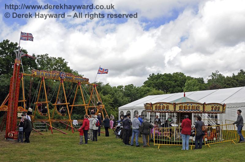 Edwardian Weekend, Horsted Keynes, 22.06.2013  8982