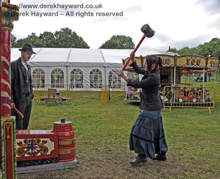 Edwardian Weekend, Horsted Keynes, 22.06.2013  9053