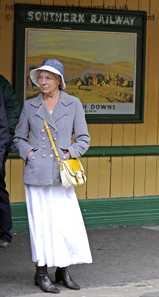 Edwardian Weekend, Horsted Keynes, 22.06.2013  7315