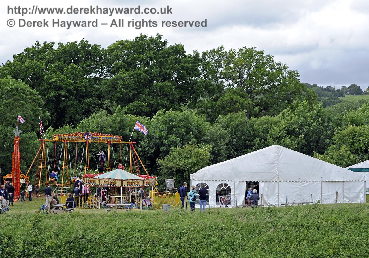 Edwardian Weekend, Horsted Keynes, 22.06.2013  7337