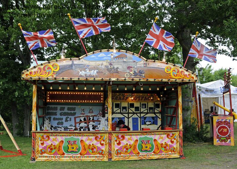 Edwardian Weekend, Horsted Keynes, 22.06.2013  9050