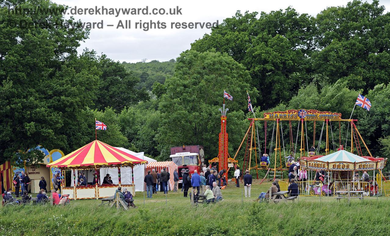 Edwardian Weekend, Horsted Keynes, 22.06.2013  7336