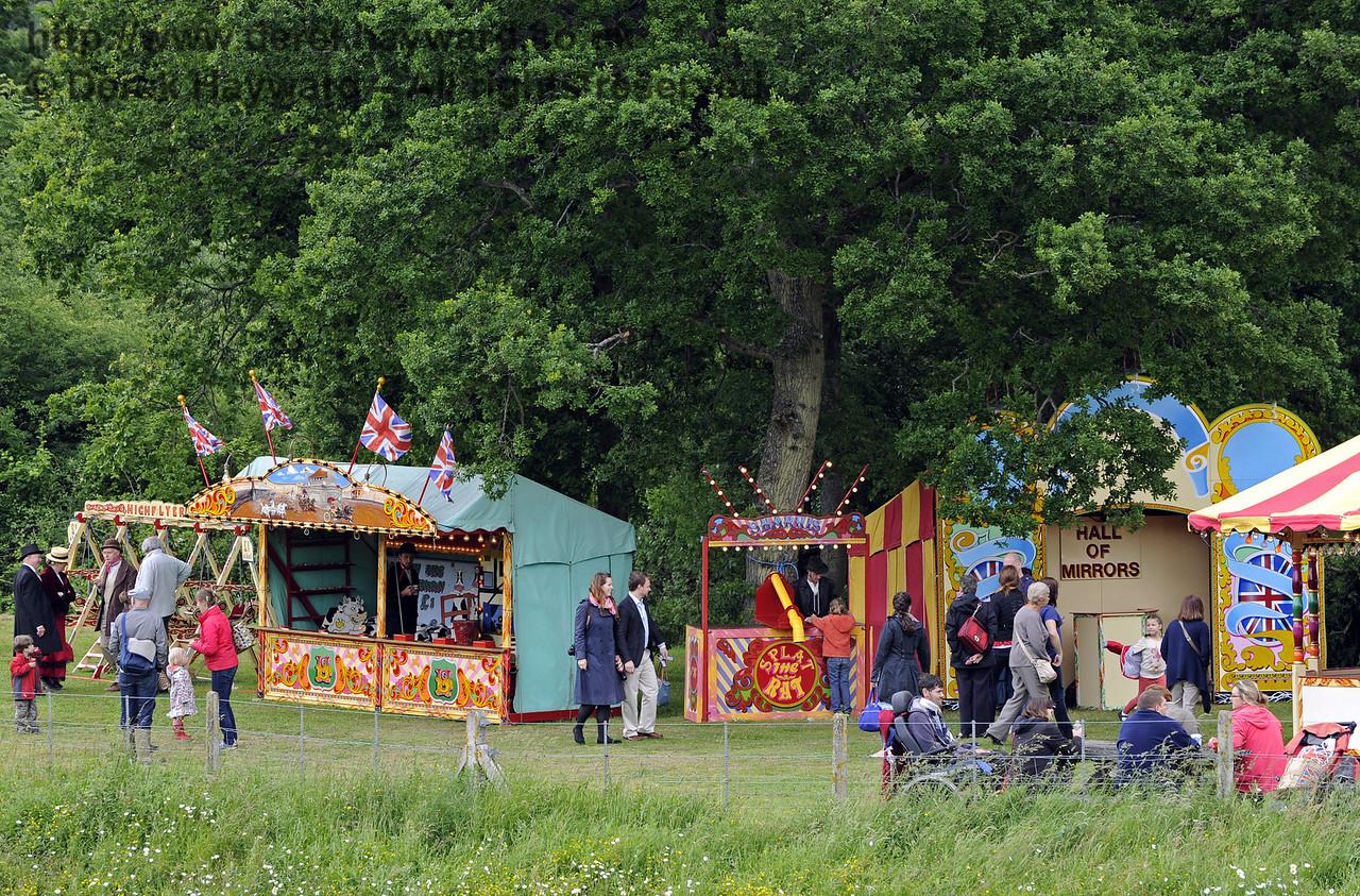 Edwardian Weekend, Horsted Keynes, 22.06.2013  7334