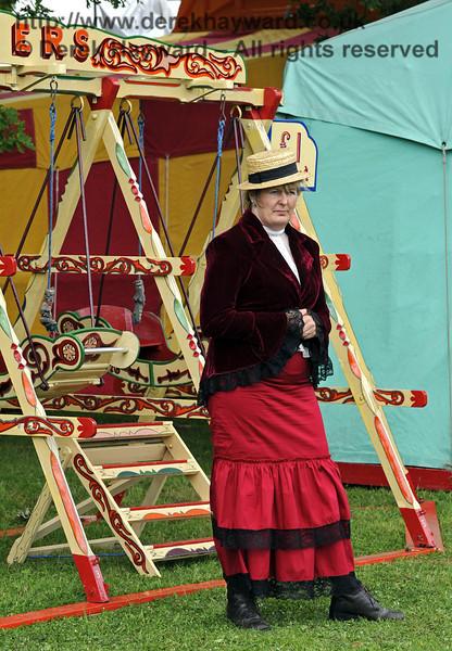 Edwardian Weekend, Horsted Keynes, 22.06.2013  7289