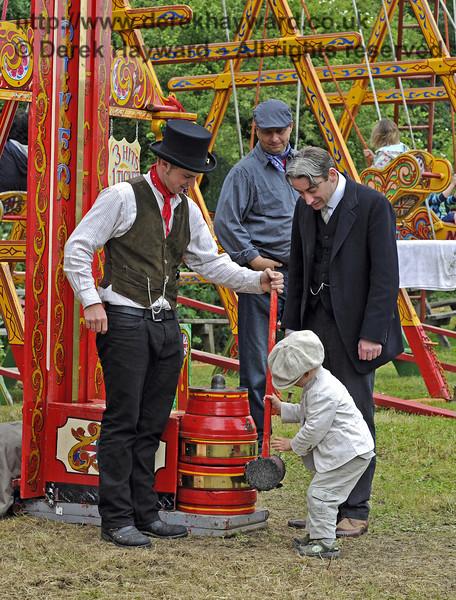 Edwardian Weekend, Horsted Keynes, 23.06.2013  7445
