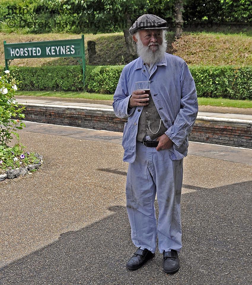 Edwardian Weekend, Horsted Keynes, 22.06.2013  8975
