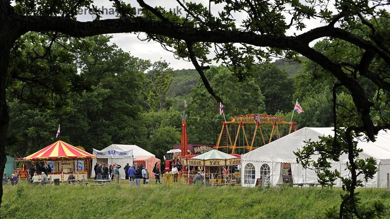 Edwardian Weekend, Horsted Keynes, 22.06.2013  7332