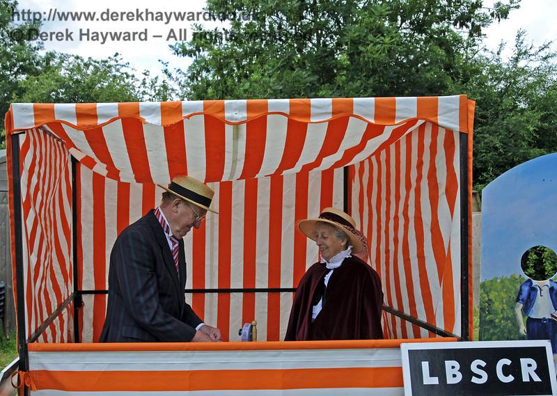 Edwardian Weekend, Horsted Keynes, 22.06.2013  8978