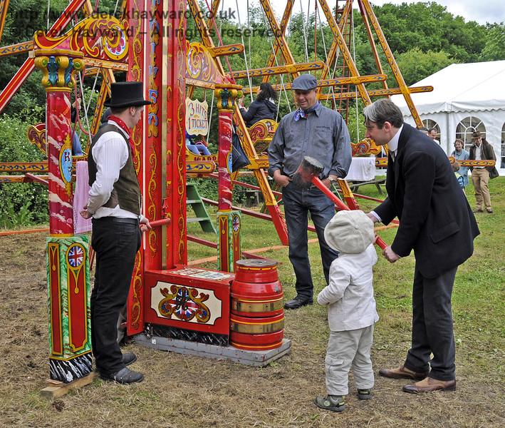 Edwardian Weekend, Horsted Keynes, 23.06.2013  9143