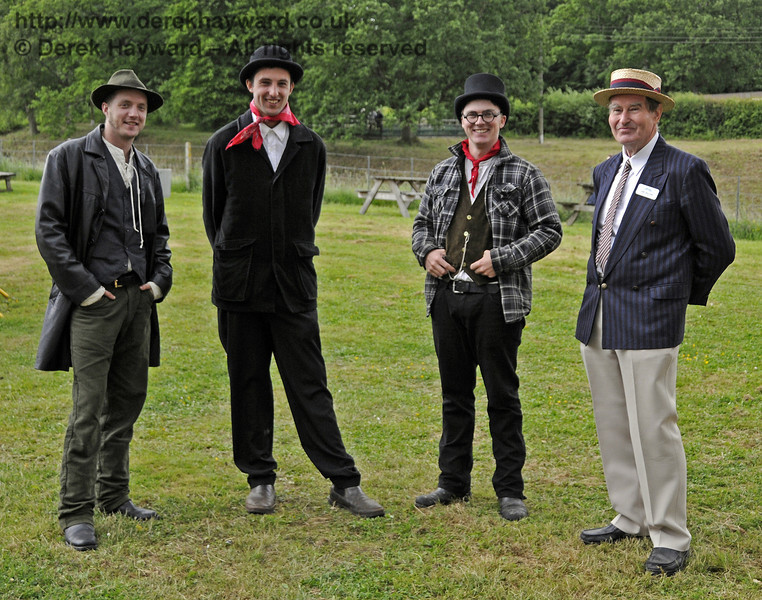 Edwardian Weekend, Horsted Keynes, 22.06.2013  9057