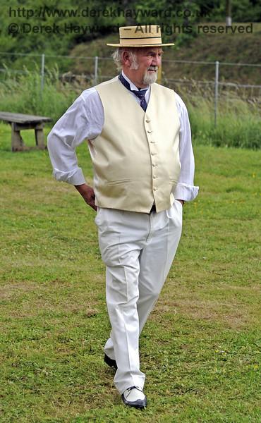Edwardian Weekend, Horsted Keynes, 22.06.2013  7343
