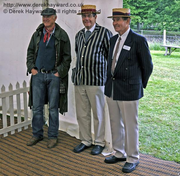 Edwardian Weekend, Horsted Keynes, 22.06.2013  9037
