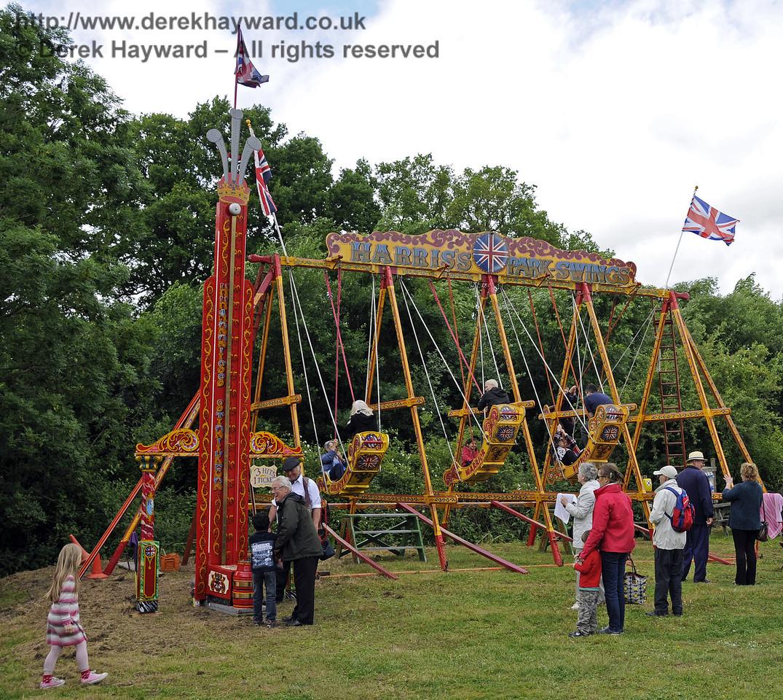 Edwardian Weekend, Horsted Keynes, 22.06.2013  8983