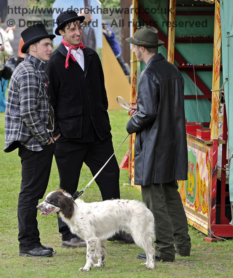 Edwardian Weekend, Horsted Keynes, 22.06.2013  7328