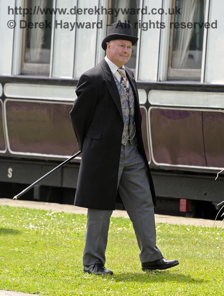 Edwardian Weekend, Horsted Keynes, 22.06.2013  7278