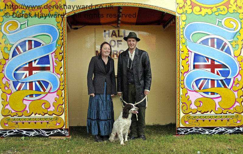 Edwardian Weekend, Horsted Keynes, 22.06.2013  9024
