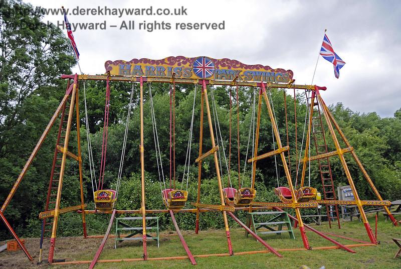 Edwardian Weekend, Horsted Keynes, 22.06.2013  9132