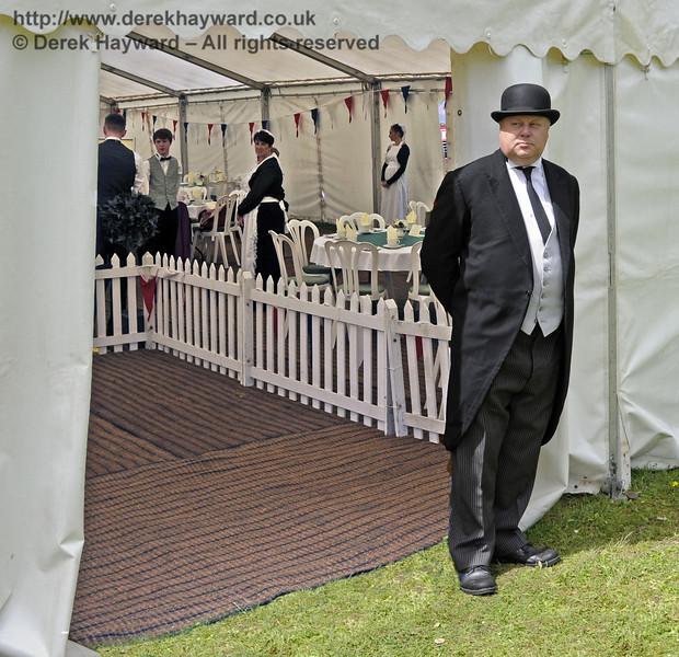 Edwardian Weekend, Horsted Keynes, 22.06.2013  9020