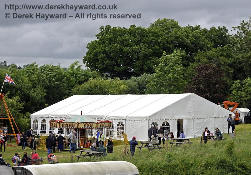 Edwardian Weekend, Horsted Keynes, 22.06.2013  9042