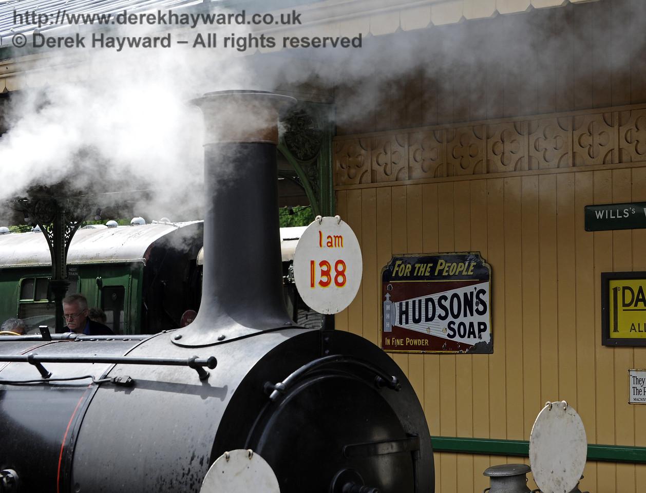 Edwardian Weekend, Horsted Keynes, 22.06.2013  7275