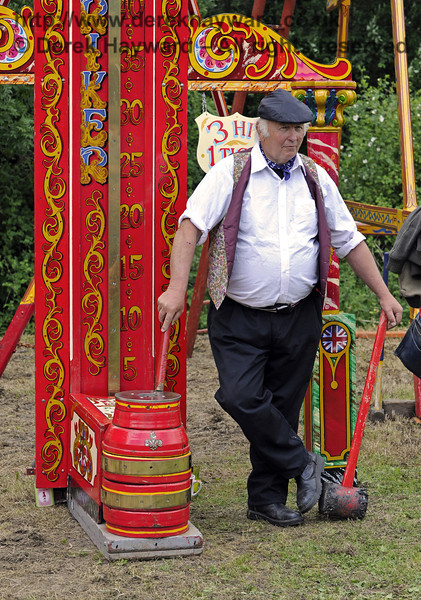 Edwardian Weekend, Horsted Keynes, 22.06.2013  7294