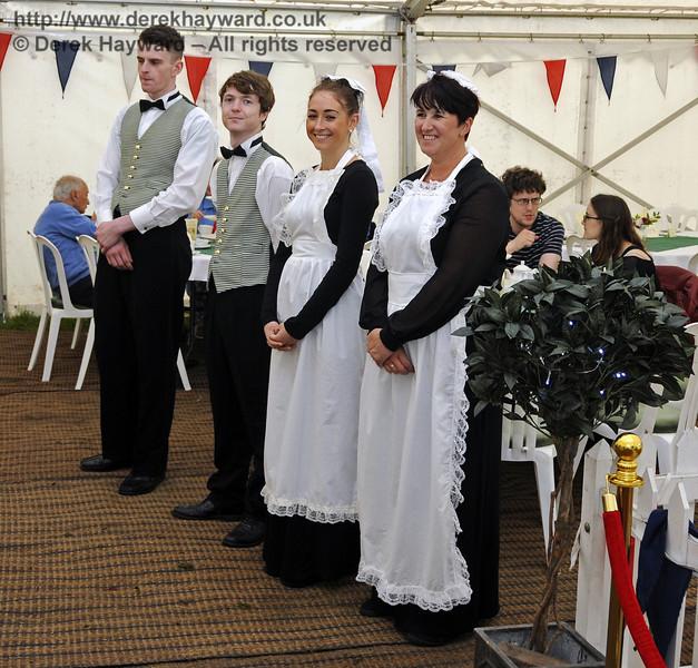 Edwardian Weekend, Horsted Keynes, 22.06.2013  9064