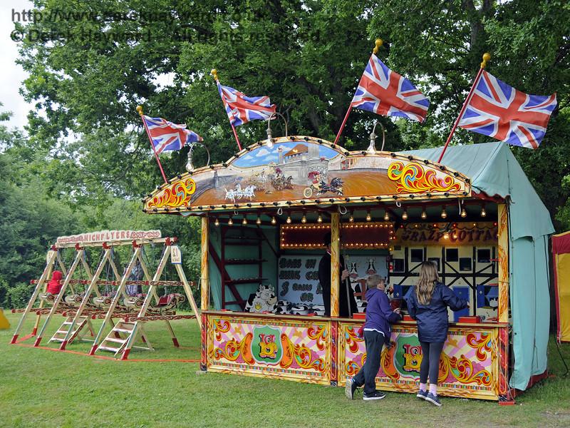 Edwardian Weekend, Horsted Keynes, 22.06.2013  9018