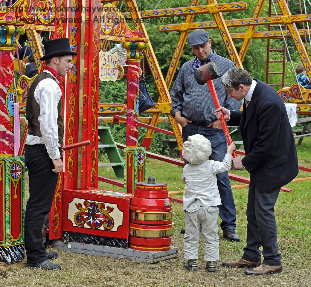 Edwardian Weekend, Horsted Keynes, 23.06.2013  7446