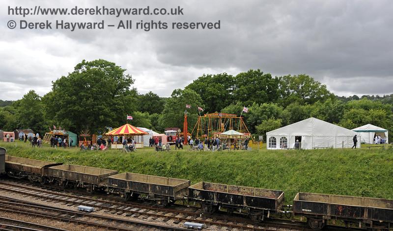 Edwardian Weekend, Horsted Keynes, 22.06.2013  9044