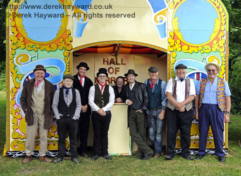 The Workers.  Edwardian Weekend, Horsted Keynes, 22.06.2013  9110