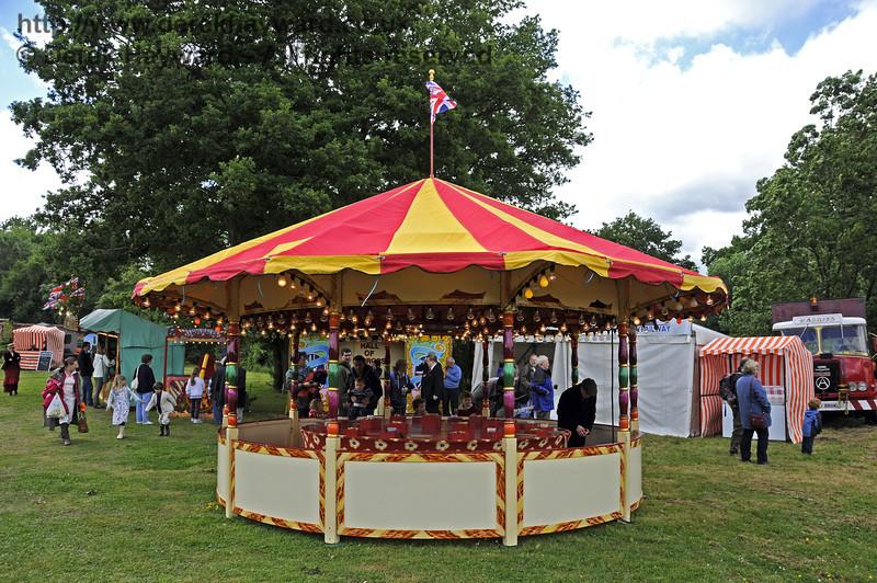 Edwardian Weekend, Horsted Keynes, 22.06.2013  8984