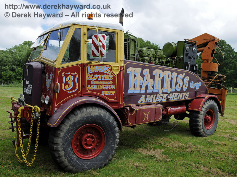 Edwardian Weekend, Horsted Keynes, 22.06.2013  9016