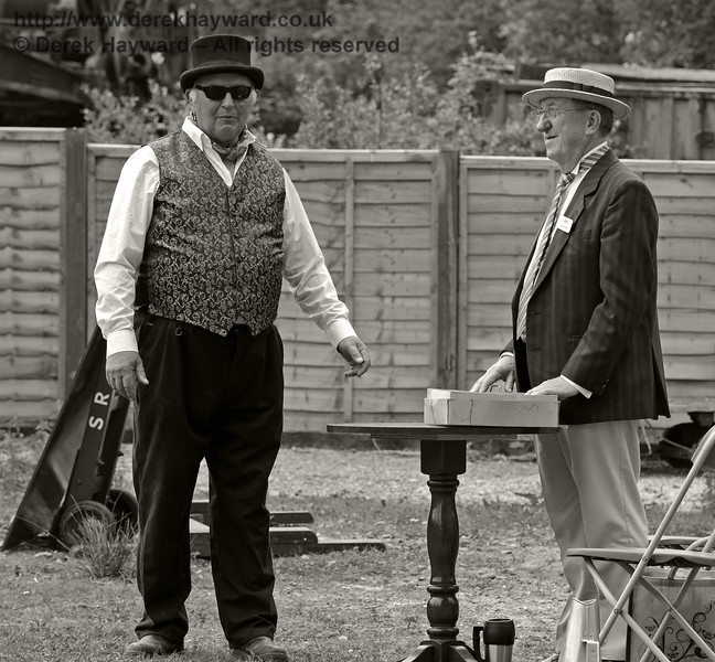 Edwardian Weekend, Horsted Keynes, 17.05.2014  9272