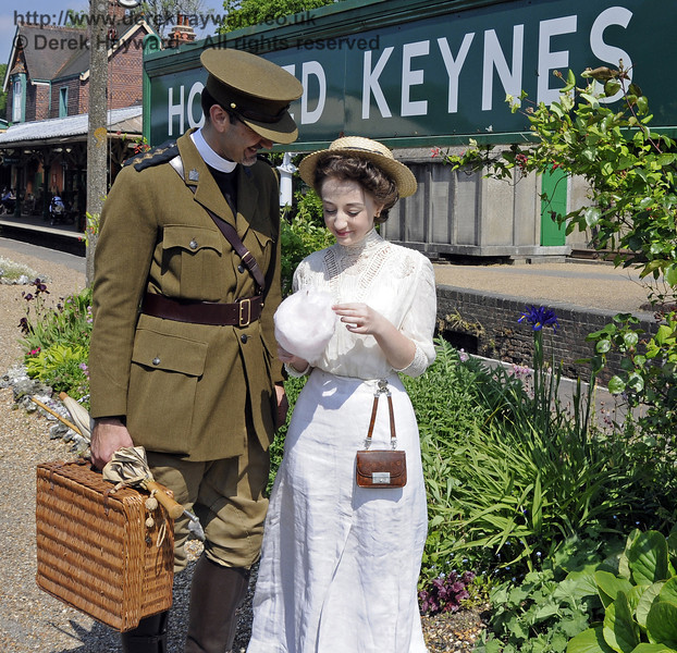 Edwardian Weekend, Horsted Keynes, 18.05.2014  10594