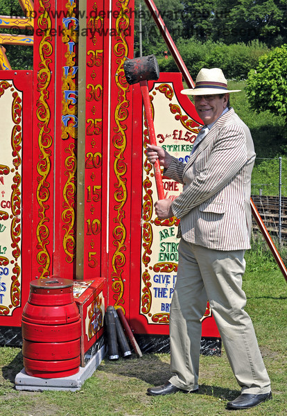 Edwardian Weekend, Horsted Keynes, 18.05.2014  9392