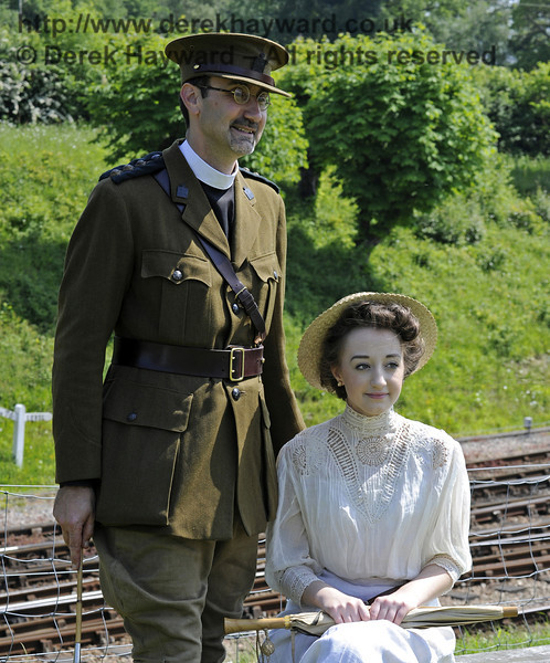 Edwardian Weekend, Horsted Keynes, 18.05.2014  9402