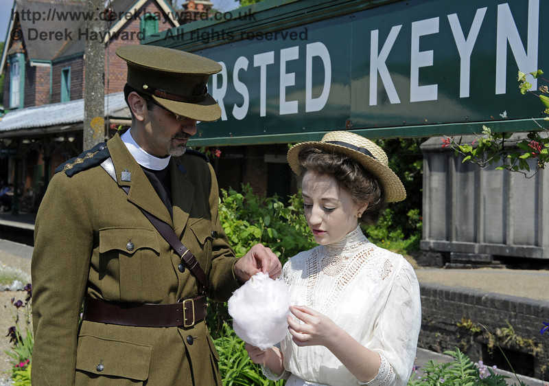 Edwardian Weekend, Horsted Keynes, 18.05.2014  9415