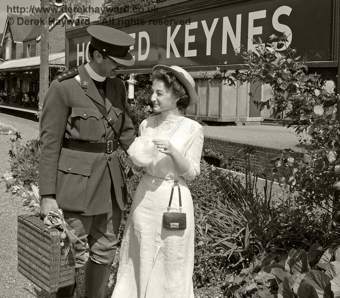 Edwardian Weekend, Horsted Keynes, 18.05.2014  10592