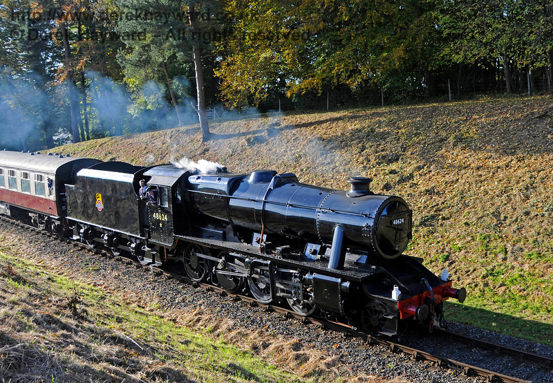 48624 in Mill Place Cutting.   28.10.2016 16540