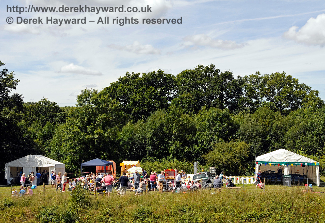 Events on the field at  Horsted Keynes. 01.08.2015  13311